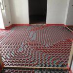 pavimento radiante roma