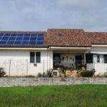 impianto fotovoltaico villa ferentino