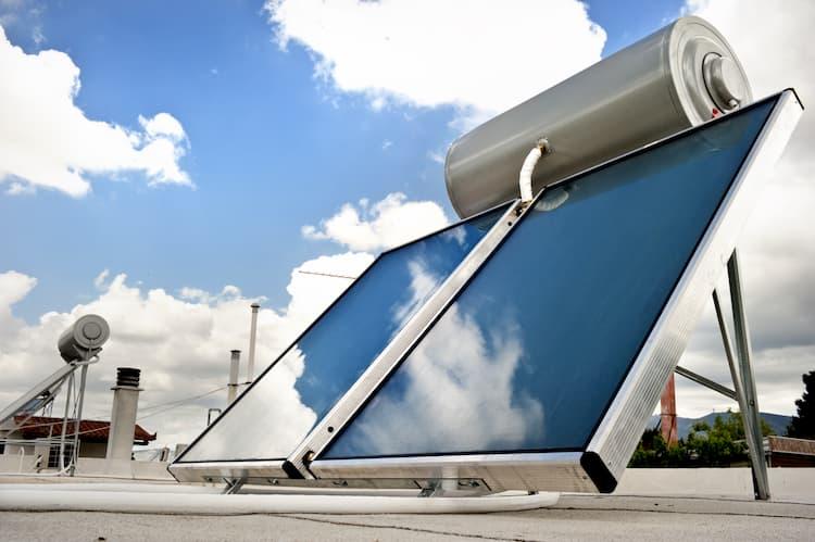 Vantaggi impianto solare termico
