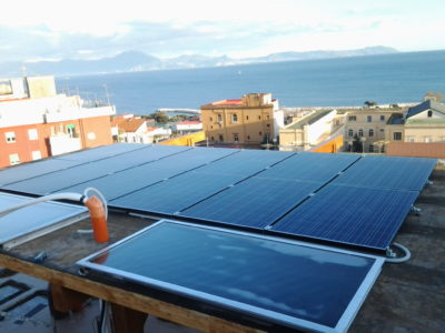 Impianti fotovoltaici abitazione napoli