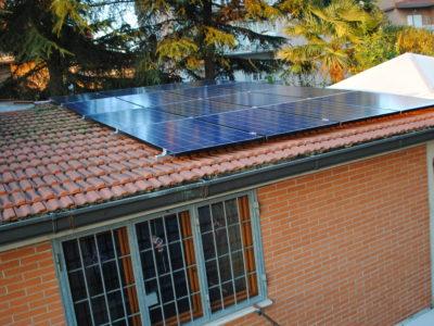 Impianti fotovoltaici abitazione Roma