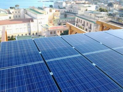 impianto fotovoltaico napoli